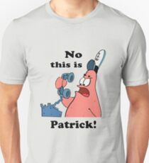 This is Patrick Unisex T-Shirt