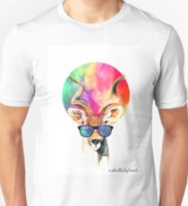 Watercolor Wild Thing T-Shirt