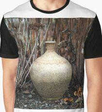 Oil ceramic Graphic T-Shirt