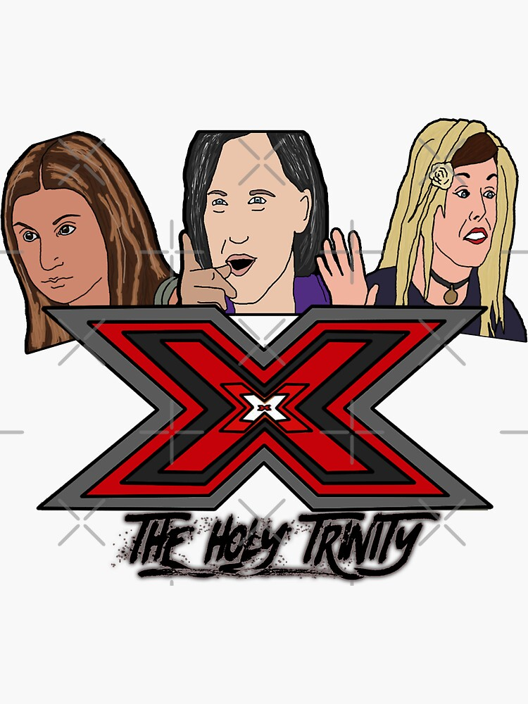 X FACTOR FIERY LADIES by bertance