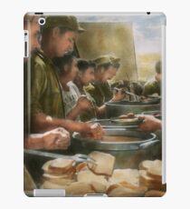 Army - Another potato please iPad Case/Skin