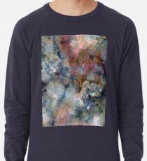 Colorful watercolor nebula onyx Lightweight Sweatshirt