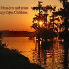 Cajun Christmas by Bonnie T.  Barry