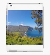 Wide Angle Waipio iPad Case/Skin