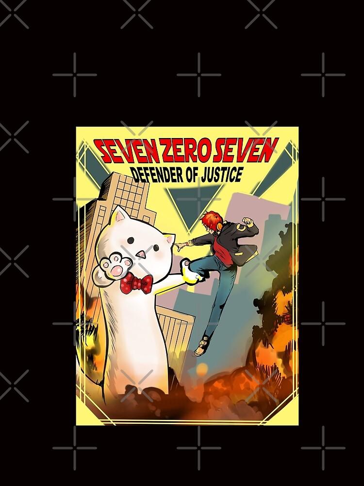 SEVEN ZERO SEVEN Mystic Messenger Collection by genolarva