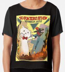 SEVEN ZERO SEVEN Mystic Messenger Collection Chiffon Top