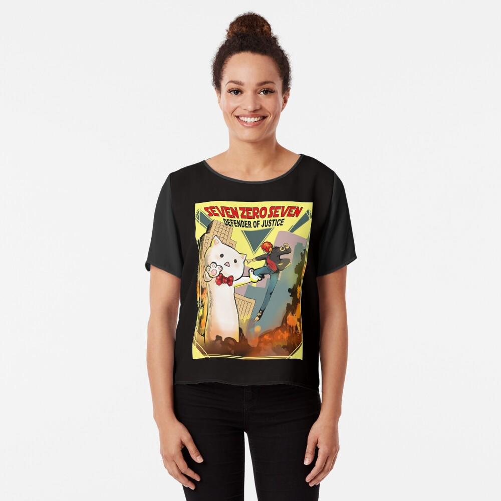 SEVEN ZERO SEVEN Mystic Messenger Collection Blusa
