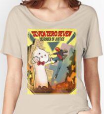 SEVEN ZERO SEVEN Mystic Messenger Collection Women's Relaxed Fit T-Shirt