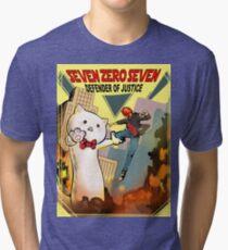 SEVEN ZERO SEVEN Mystic Messenger Collection Tri-blend T-Shirt