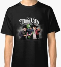 Thug life Goku, piccolo, Vegeta Classic T-Shirt