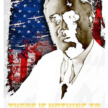 Allied Nations - Franklin Delano Roosevelt by OutlawOutfitter