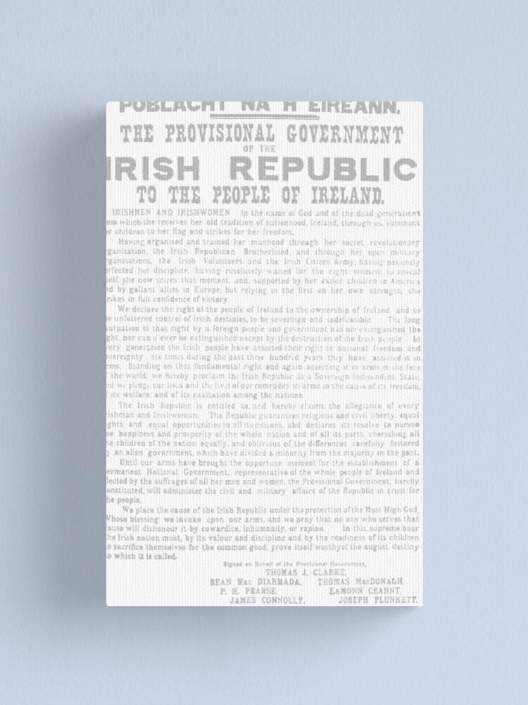 Ireland Easter Rising Irish Republic Small Hand Waving Flag