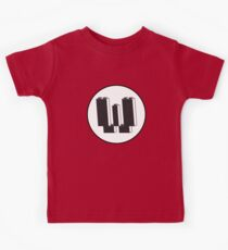 THE LETTER W Kids Tee