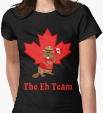 Eh Team Women's Fitted T-Shirt