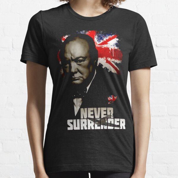 Allied Nations - Winston Churchill Essential T-Shirt