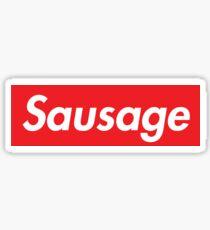 Sausage Sticker
