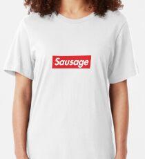 Sausage Slim Fit T-Shirt