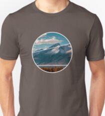 LandScape: Snowy mountain Unisex T-Shirt