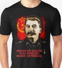 Allied Nations - Joseph Stalin Unisex T-Shirt