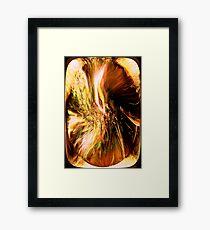 Mind Pendant-Vincent Framed Print