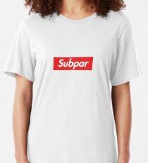 Subpar Slim Fit T-Shirt