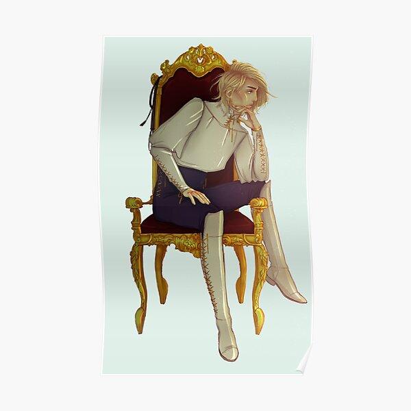 Captive Prince - Laurent Poster