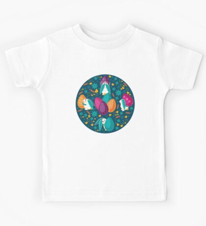 Busy Easter Bunnies 1 Kids Clothes