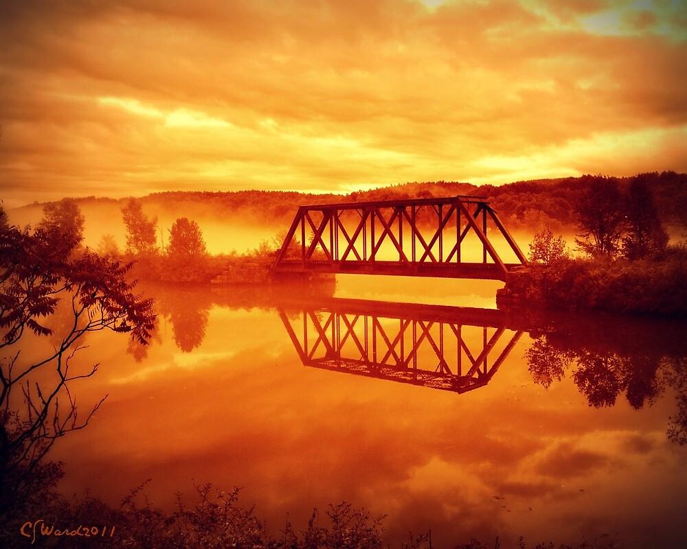 Crossing Boundaries by Caleb Ward