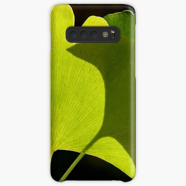 green pair Samsung Galaxy Snap Case