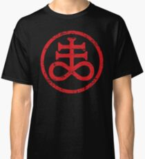 ANCIENT LEVIATHAN CROSS Classic T-Shirt