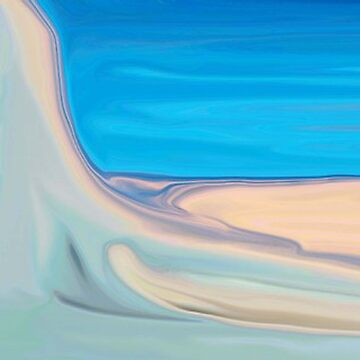 Desert Oasis by MSArt