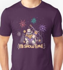 Its Show Time Bowser Unisex T-Shirt