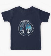 Hyrule Paragliding Kinder T-Shirt