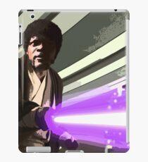 Jedi Master Jules Mace Windu  iPad Case/Skin