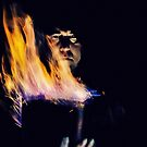 Evoking the Fire Element  by Darren Bailey LRPS