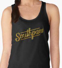 Southpaw Gold Women's Tank Top