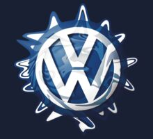 VW look-a-like logo  | V-Neck