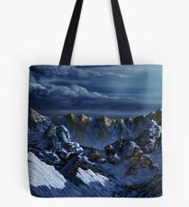 Dawn at Eagle's Peak Tote Bag