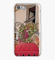 Fiaschetteria Toscana iPhone Case/Skin