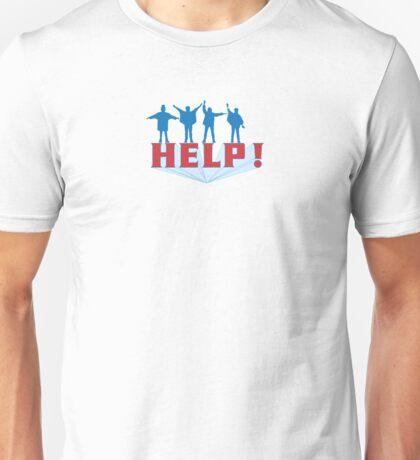 The Beatles Help! Unisex T-Shirt