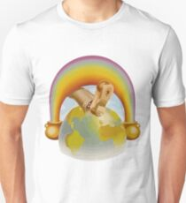 Europe 72' - The Rainbow Unisex T-Shirt