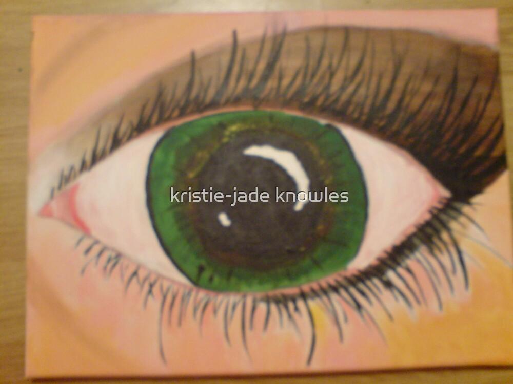 eye eye by kristie-jade knowles