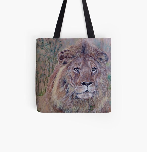 Frank All Over Print Tote Bag