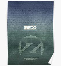 Zedd Lyrics Poster Poster