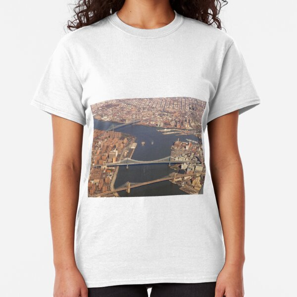 Brooklyn Bridges Trio Classic T-Shirt