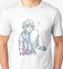 awkward zelink Unisex T-Shirt