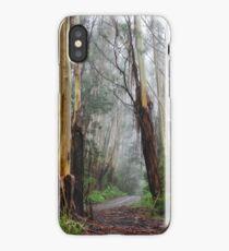 Looking Through the Portal - Mt Wilson NSW Australia iPhone Case/Skin