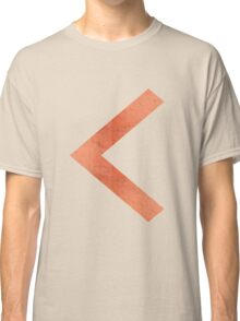 Arrow in Red Rock Classic T-Shirt
