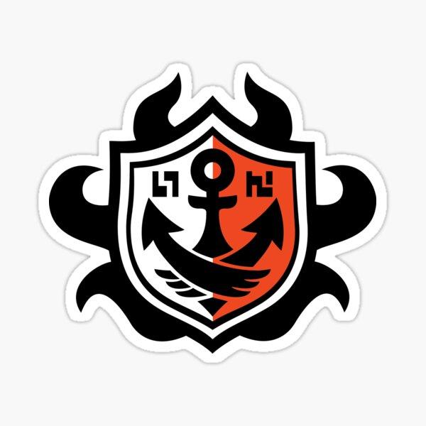 SquidForce classé Battle Shield Sticker