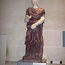 Louvre, Paris  by WaleskaL